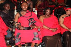 Nana Okokyeredom Acheampong Mourns late mother