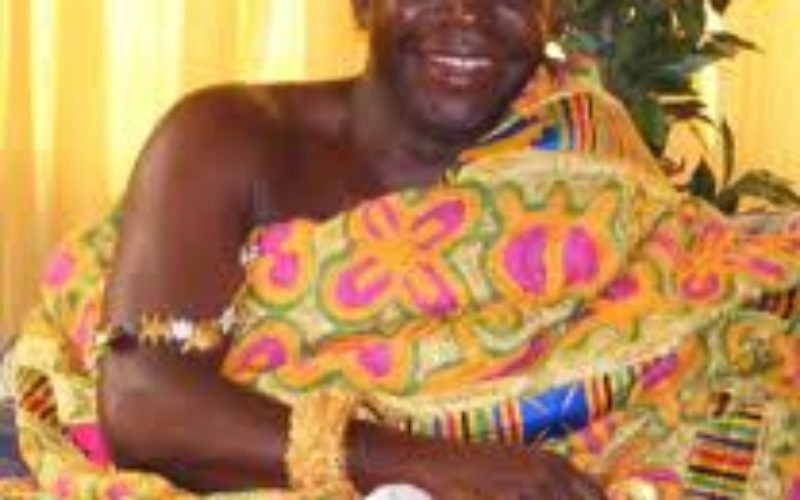 Otumfuo Urges Banks to Support Private Sector