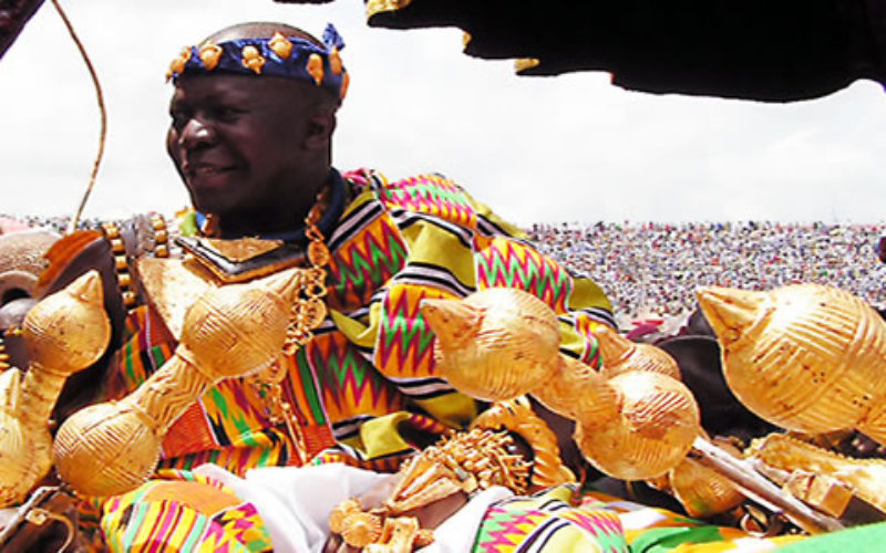 Otumfuo Silence Critics – God Has Made Me Great