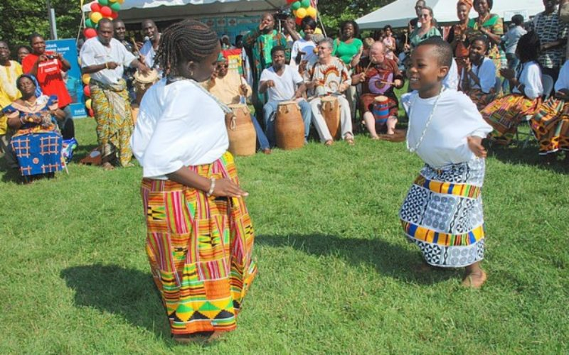 The African Culture – GHANAFEST 2012