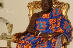 Asantehene's jewels stolen in Norway