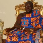 Asantehene Otumfuo Osei Tutu II