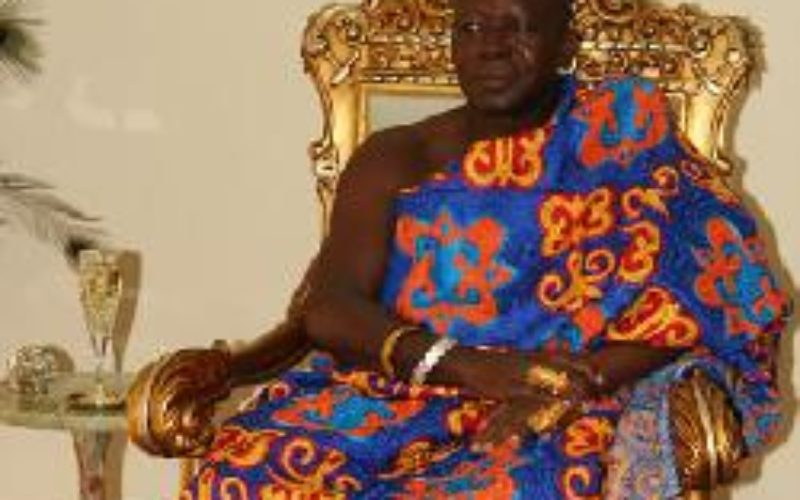 Asantehene appeals to chiefs to lead in efforts at bringing development
