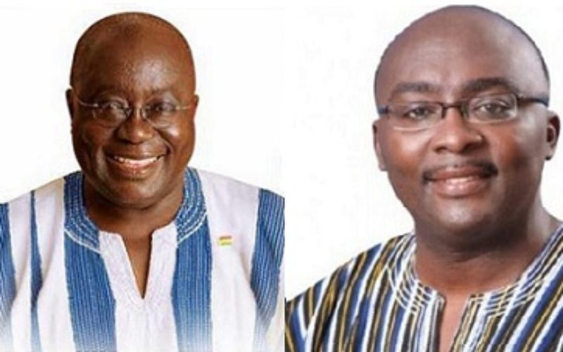 Nana Addo introduces running mate to Asanteman Council