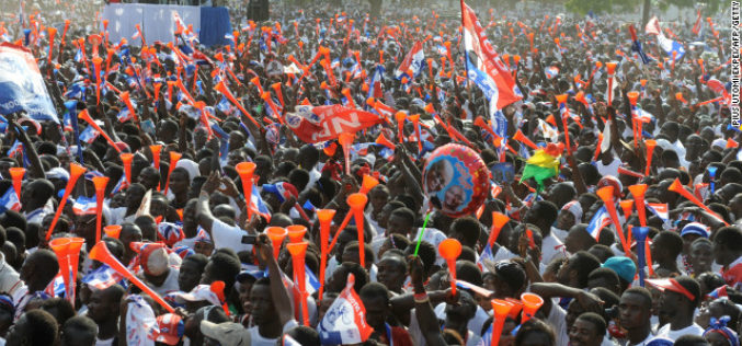 Ghana president re-elected, a result opposition claims was 'manipulated'