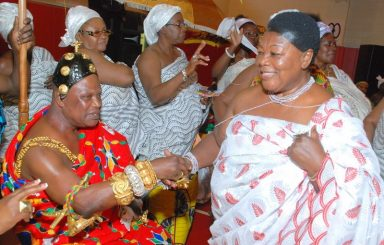 Dichemsohemaa celebrated her 63rd birthday