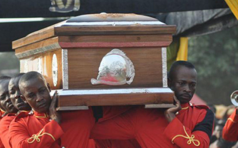 Asantehemaa laid to rest