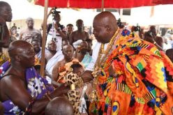 Let's make peace, unity, utmost priority –  Asantehene
