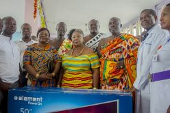 Asanteman Assoc. of Denver Colorado adopts A3Ward in Okomfo Anokye Hospital